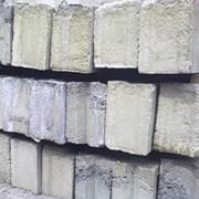 Блоки фундаментные б/у фото