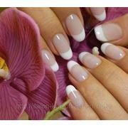 Био-укрепление натуральных ногтей фото