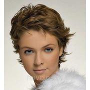 Укладка феном короткие волосы фото