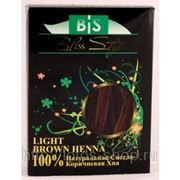 Хна светло-коричневая (LIGHT BROWN HENNA), 100 г