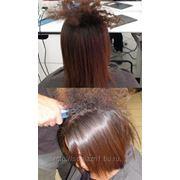 Выпрямления волос фото