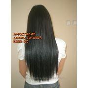 Капсульное наращивание волос фото
