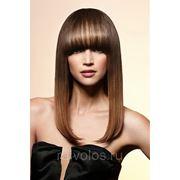 Стрижка женская длинные волосы фото