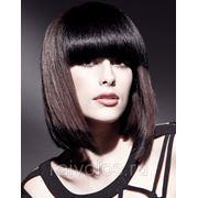 Стрижка женская средние волосы фото