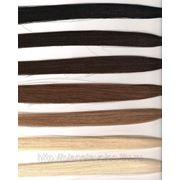 Наращивание волос капсулами фото