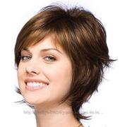 Стрижка на короткие волосы (женская)