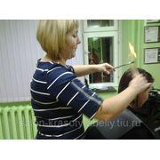 Пирофорез-востоновление структуры волос,придания блеска и запаивание кончиков с помощью применения огня! фото