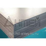 Лист нержавеющий AISI 304 (08Х18Н10) 5,0*1000*2000 1D фото