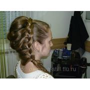 Плетение французских кос фото