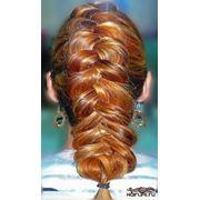 Плетение кос (выпуклые) фото