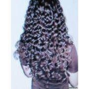 Химическая завивка длинные волосы от 30 см фото