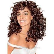Химическая завивка на среднюю длинну волос фото