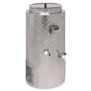 Вертикальная емкость, с термоизоляцией и встроенной холодильной установкой, 150 литров фото