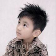 Стрижка детская модельная фото