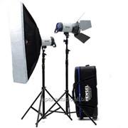 Аренда студийного света Hensel Expert Pro 500+ kit2 от 1350тг./час в Алматы фото