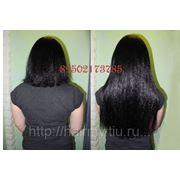 Наращивание волос.Цены самые низкие в Омске! фото