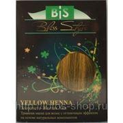 Хна золотисто-желтая (Golden Yellow Henna), 100 г фото