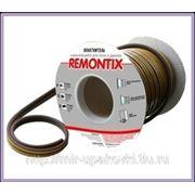 Уплотнитель D белый самоклеящ (100) Remontix (Ремонтикс) /6 фото