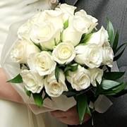 Букет невесты из роз фото