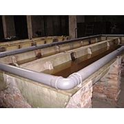 Стеклопластиковая ванна травления фото