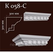 Карниз фасадный К-058-С фото