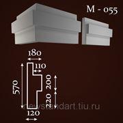 Молдинг фасадный М-055 фото