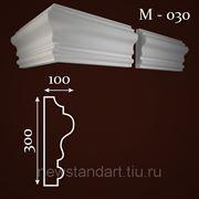 Молдинг фасадный М-030 фото