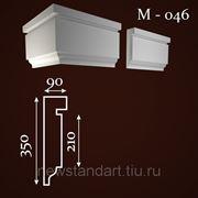 Молдинг фасадный М-046 фото
