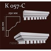 Карниз фасадный К-057-С фото