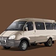 Микроавтобус коммерческий ГАЗ 3221 фото