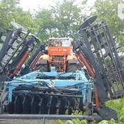 Вспашка,дискование,обработка почвы на тракторе Кир фото