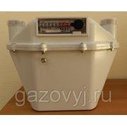 Счетчик газовый бытовой СГМН-1 G6 (250мм) левый фото