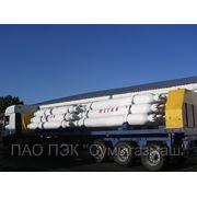 ПАГЗ метан (передвижной автогазозаправщик) фото