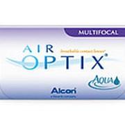Air optix Multifocal 3 шт. фото
