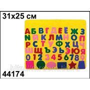 """Панно из фетра """"азбука"""" 31x25см (826315) фото"""
