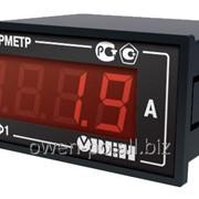 Измеритель параметров электрической сети ИМС-Ф1.Щ1 фото