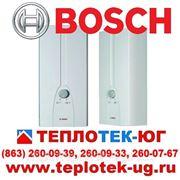 Водонагреватели электрические Bosh / Бош (Германия) фото