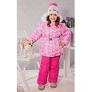 Зимний детский комплект Есения фото