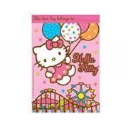 Пакет полиэтиленовый Hello Kitty 8шт А фото