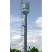 Башни водонапорные БР-15а фото