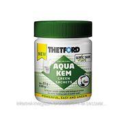 Порошок для нижнего бака Aqua Kem Green Sachets для биотуалетов Thetford Porta Potti (10 пакетиков) фото