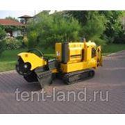 Измельчитель пней-минитрактор гусеничный Laski PREDATOR P50 дизель фото