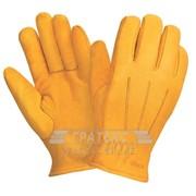 Перчатки кожаные утепленные /0145 Siberia/ фото