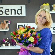Доставка цветов по Украине и миру фото