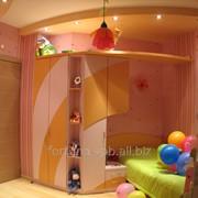 Шкаф угловой в детскую фото