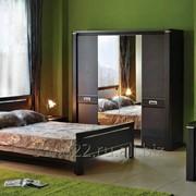 Спальня СБК Магнолия Дуб Венге фото