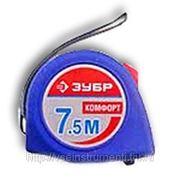 Рулетка зубр комфорт 34016-8 фото