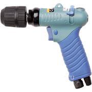10061 Пневмодрель композитная пистолетного типа, б/с патрон, реверс, 10 мм, 1600 об/мин, 0,58 кг фото
