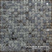 Стеклянно-каменная мозаика Exclusive Design 011 фото