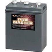 Аккумулятор тяговый 6 Вольт, 232 A/h, 260х181х286 фото